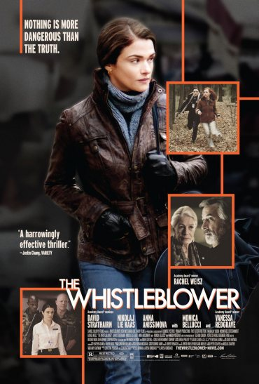 The Whistleblower, Rachel Weisz