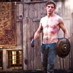 Jamie Bell, though Tatum looks better in the buff