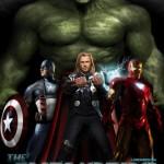 Sneak Peek at The Avengers poster
