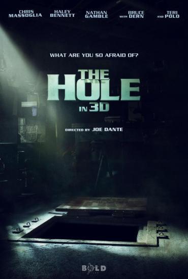 The Hole (3D), Chris Massoglia