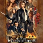 The Three Musketeers 3D movie poster