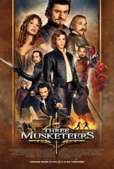 The Three Musketeers, Logan Lerman