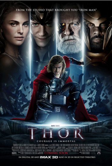 Thor (3D), Chris Hemsworth