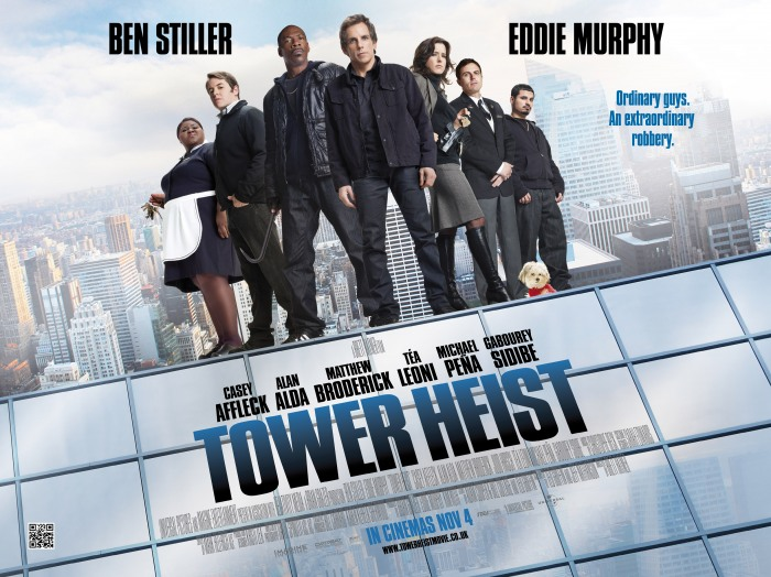 Tower Heist, Eddie Murphy