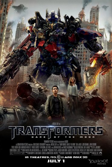 Transformers: Dark of the Moon (3D), Shia LaBeouf
