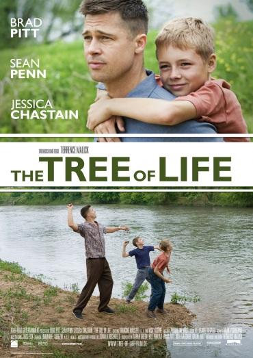 The Tree of Life, Brad Pitt