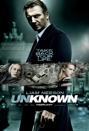 Unknown, Liam Neeson
