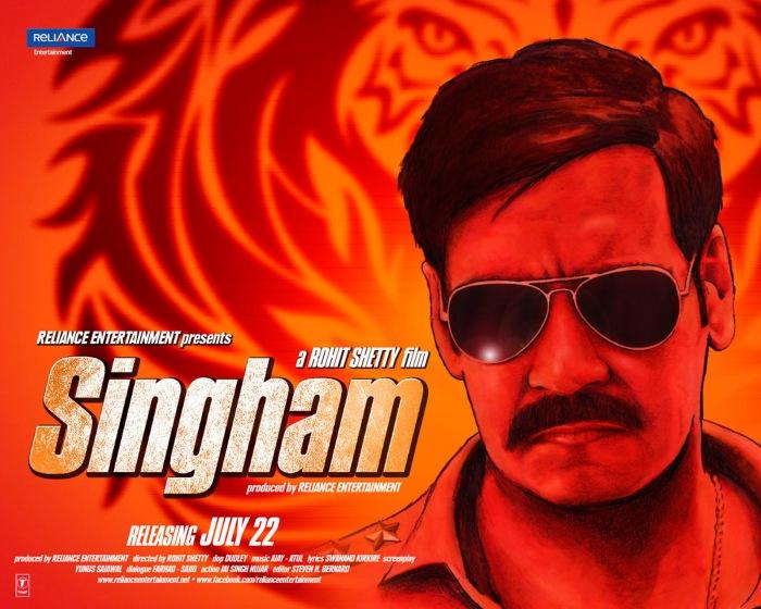 Singham, Ajay Devgan