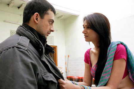 Arunoday Singh and Aditi Rao Hydari