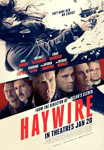 Haywire, Gina Carano