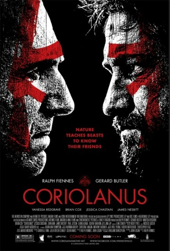 Coriolanus, Ralph Fiennes
