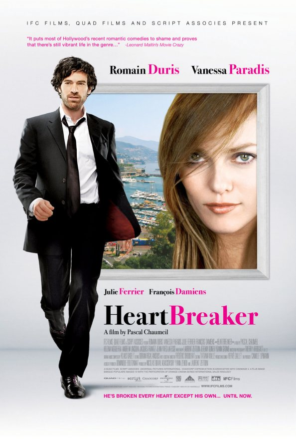 HeartBreaker, Romain Duris
