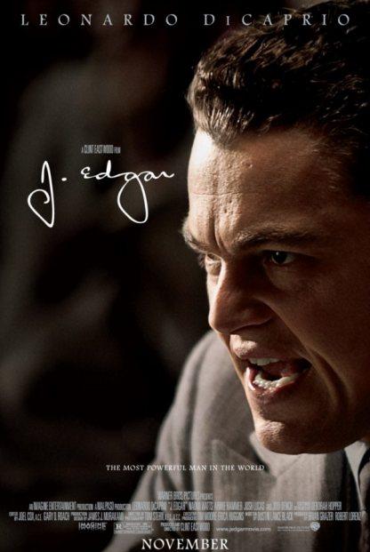 J Edgar, Leonardo DiCaprio