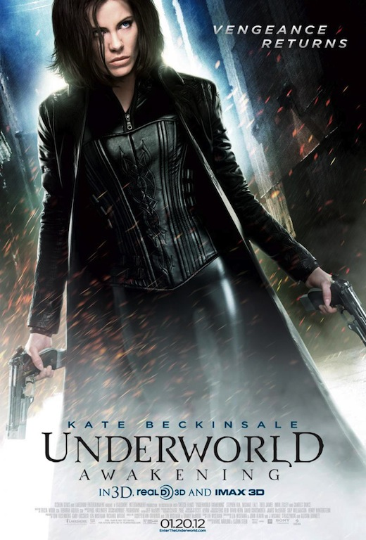 Underworld Awakening 3D, Kate Beckinsale