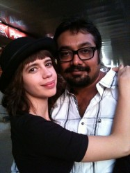 Kalki Koechlin and Anurag