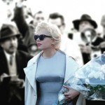 Colin being the  bodyguard - My Week With Marilyn