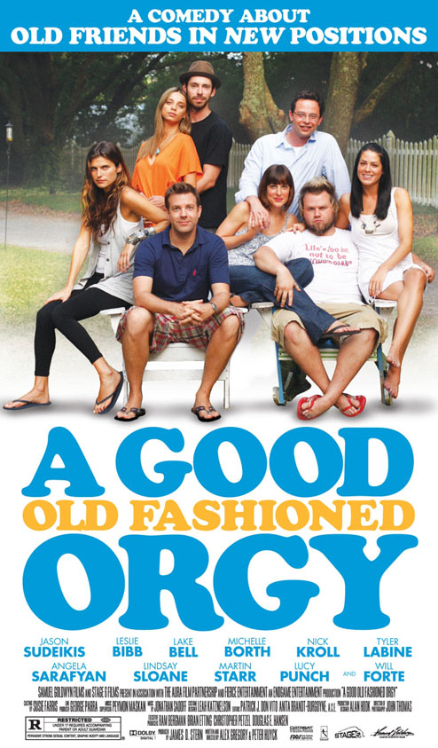 A Good Old Fashioned Orgy, Jason Sudeikis