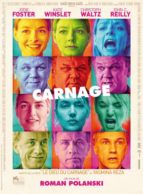 Carnage, Jodie Foster