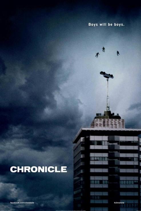 Chronicle, Dane DeHaan