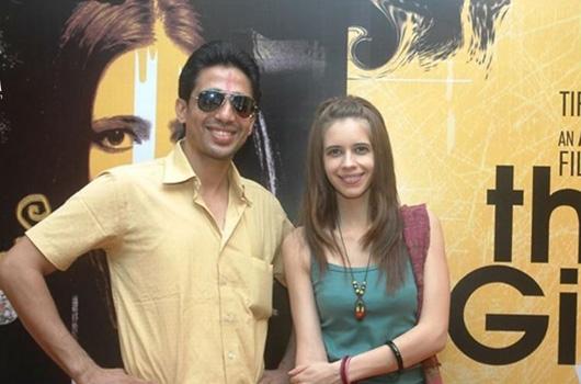 Gulshan Devaiah and Kalki