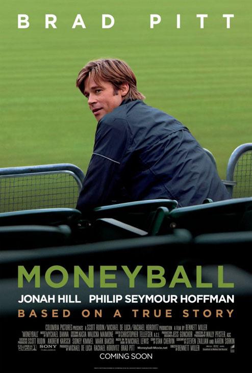 Moneyball, Brad Pitt