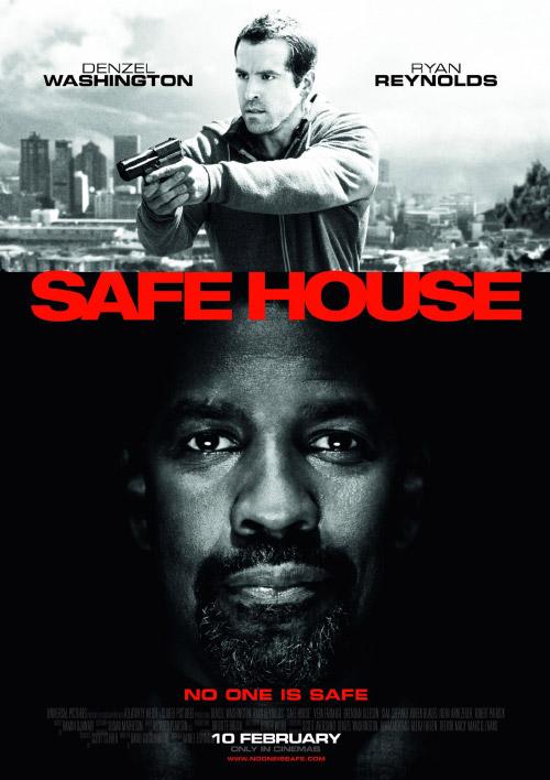 Safe House, Denzel Washington