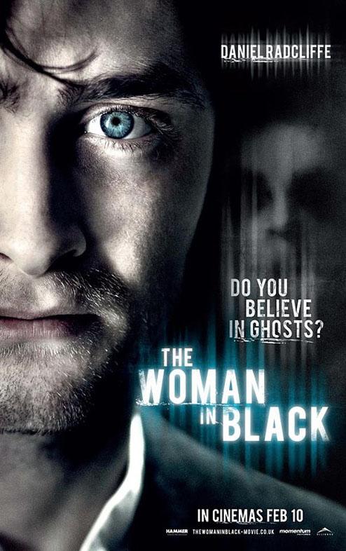The Woman in Black, Daniel Radcliffe