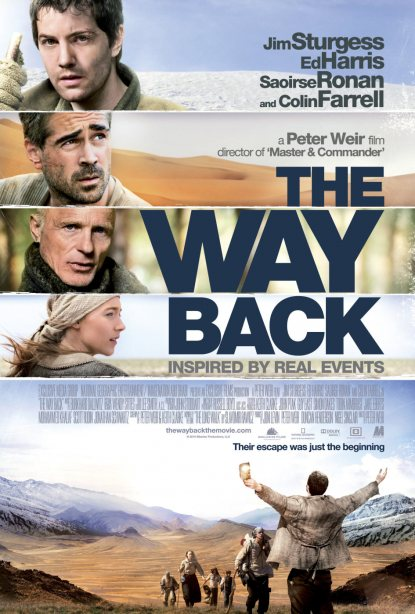 The Way Back, Jim Sturgess