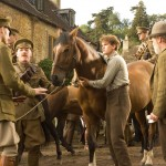 I'll send you postcards about your horse from the war - War Horse