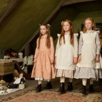 Horror films and scary little girls