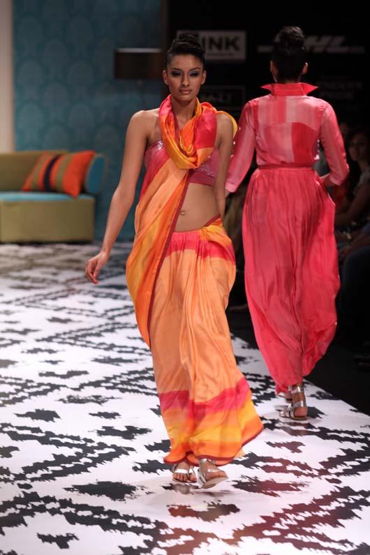 Saris Color Combinations