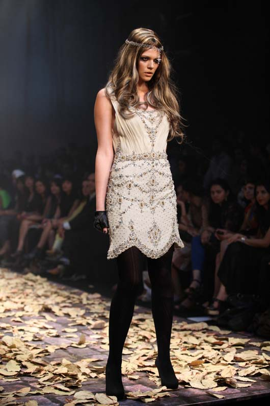 Western Collection at Lakme India Fashion Week