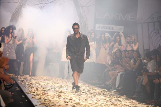 Rocky S at Lakme India Fashion Week