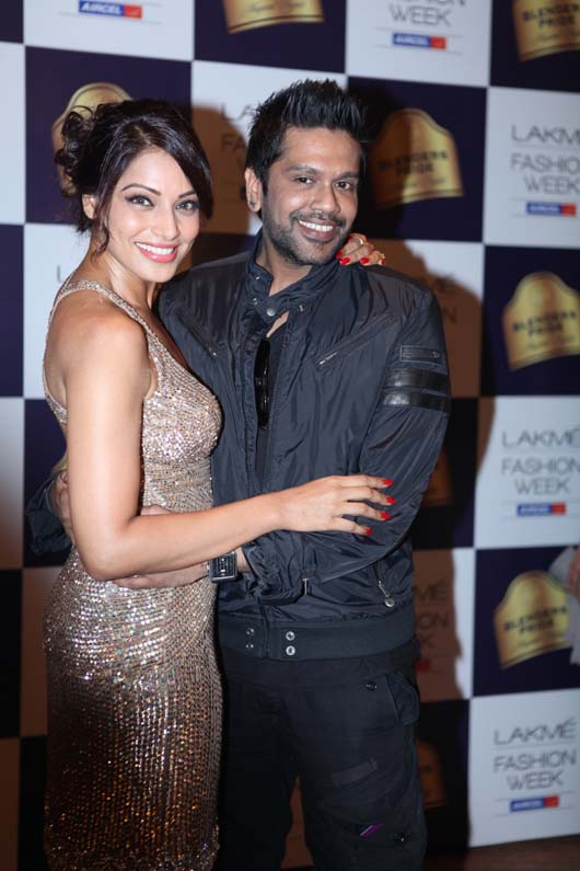 Bipasha Basu and Rocky S