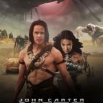 John Carter (of Mars) poster
