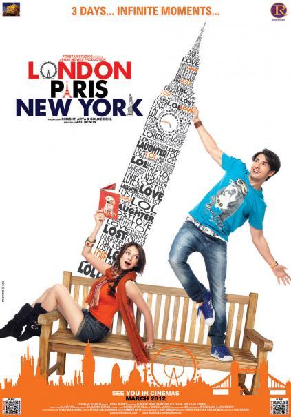 London Paris New York Movie, Ali Zafar