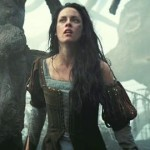 Kristen Stewart as Snow White (and the Huntsman)