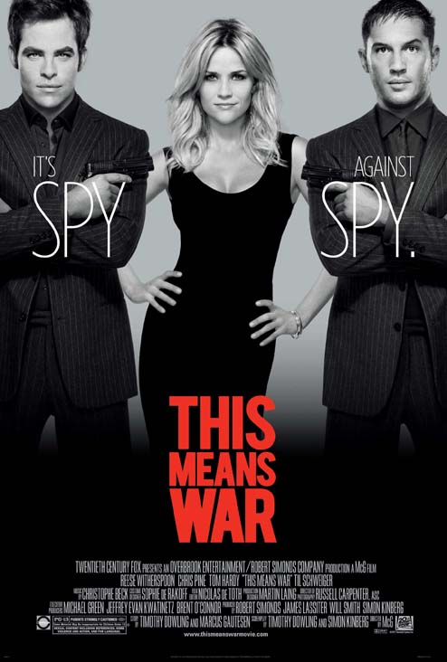 This Means War, Reese Witherspoon