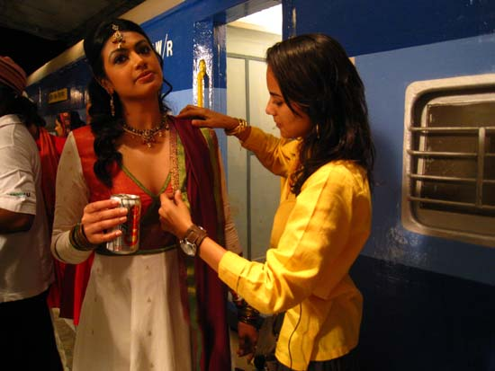 Kriti Malhotra as Wardrobe Supervisor