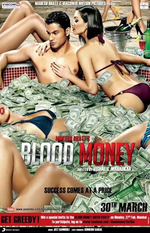 Blood Money, Kunal Khemu