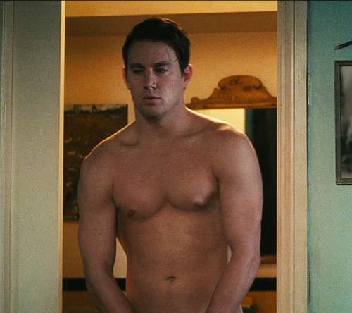 Channing Tatum on Getting Naked in The Vow: It Was