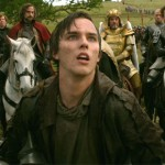 Nicholas Hoult as Jack (and the Giant Killer)