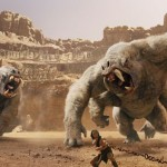 Bad CGI in John Carter of Mars
