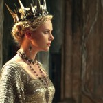 Charlize Theron as The Evil Queen (in Huntsman)