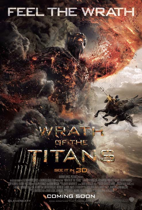 Wrath of the Titans, Rosamund Pike