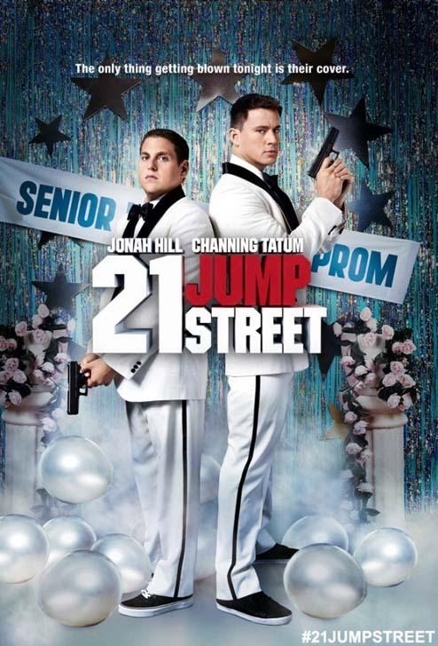 21 Jump Street, Jonah Hill