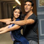 Asin and Akshay Kumar get jiggy with it