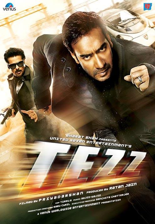 Tezz, Ajay Devgan