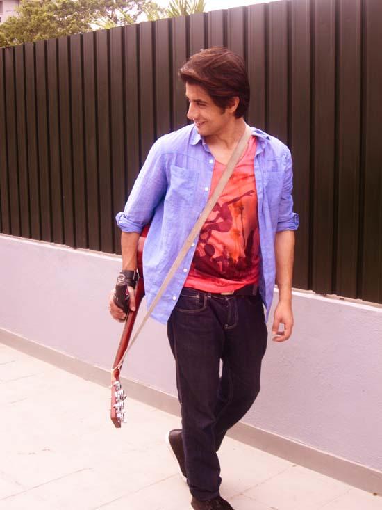 Musician Ali Zafar