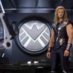 Hot Mr Chris Hemsworth as Thor